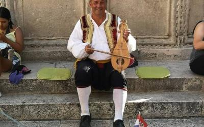 Folk Music and Instruments in Dubrovnik: Linđo & Lijerica