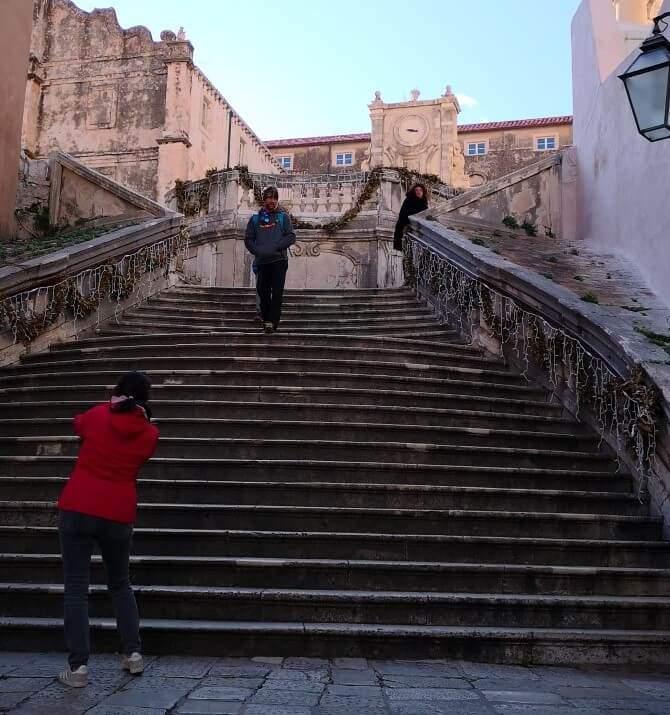 Collegium Ragusinum - Walk with Vesna
