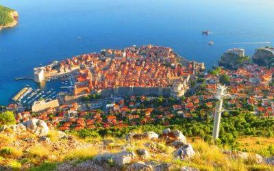 Srđ Hill Above Dubrovnik